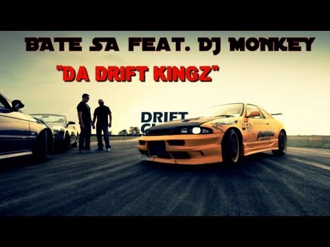 █▬█ █ ▀█▀ BATE SASHO feat. DJ MONKEY - KRALETE NA DRIFTA / DA DRIFT KINGZ official video
