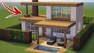 Casas Simples Para Minecraft