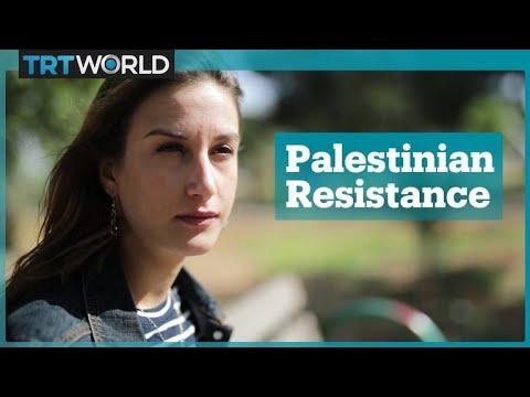 Palestinian writer speaks on Palestinian resistance