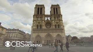 Notre Dame Cathedral symbolized soul of Paris since 14th century