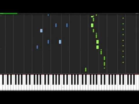 La Campanella (Grandes Etudes de Paganini No. 3) - Franz Liszt [Piano Tutorial] (Synthesia)