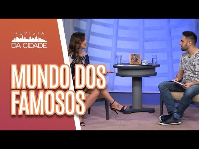 Mundo dos Famosos: Especial Carnaval - Revista da Cidade (04/03/19)