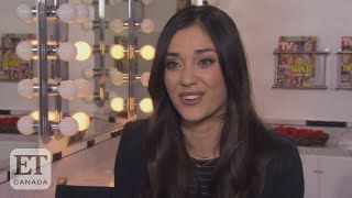 Peloton Actress Monica Ruiz Talks 'The Bold And The Beautiful' Cameo