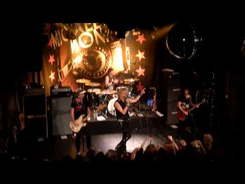 Michael Monroe - Horns & Halos @ Virgin Oil, Hellsinki 20.04