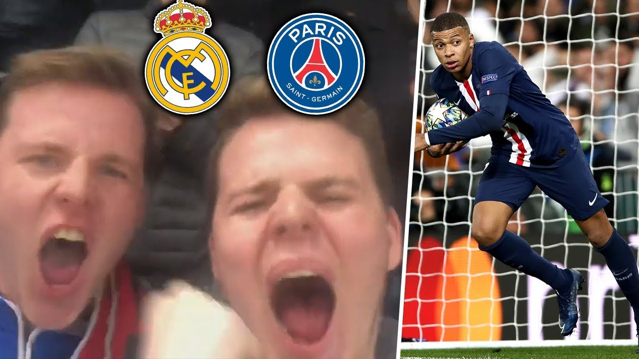 Photo of WHAT A COMEBACK!!! – Real Madrid 2-2 PSG Champions League Away Match Vlog! – الرياضة
