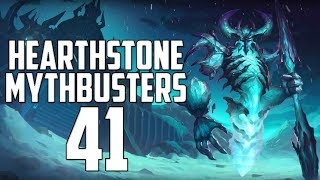 Hearthstone Mythbusters 41