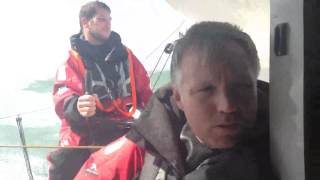 Concise 8 - Start of the Sevenstar Round Britain & Ireland Race 2014