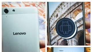 How To Update Lenovo Vibe K5 To Android Oreo 8.1 By Custom ROM RR 6.0(Tutorial)| SDATech|