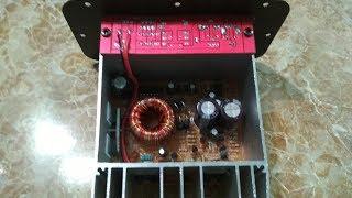 [Bán MĐ] Review hướng dẫn sử dụng mạch công suất sub  siêu trầm 12VDC 150w