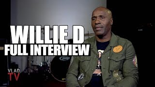 Willie D Keeps It Real on Bushwick Bill\'s Passing, Didn\'t Attend His Funeral (Full Interview)