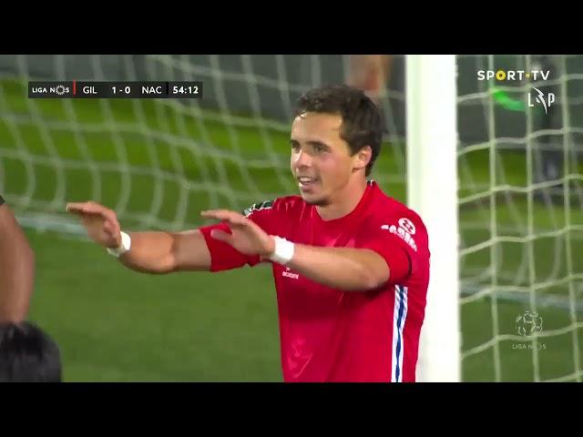 Goal | Golo Marques: Gil Vicente (1)-0 CD Nacional (Liga 20/21 #24)