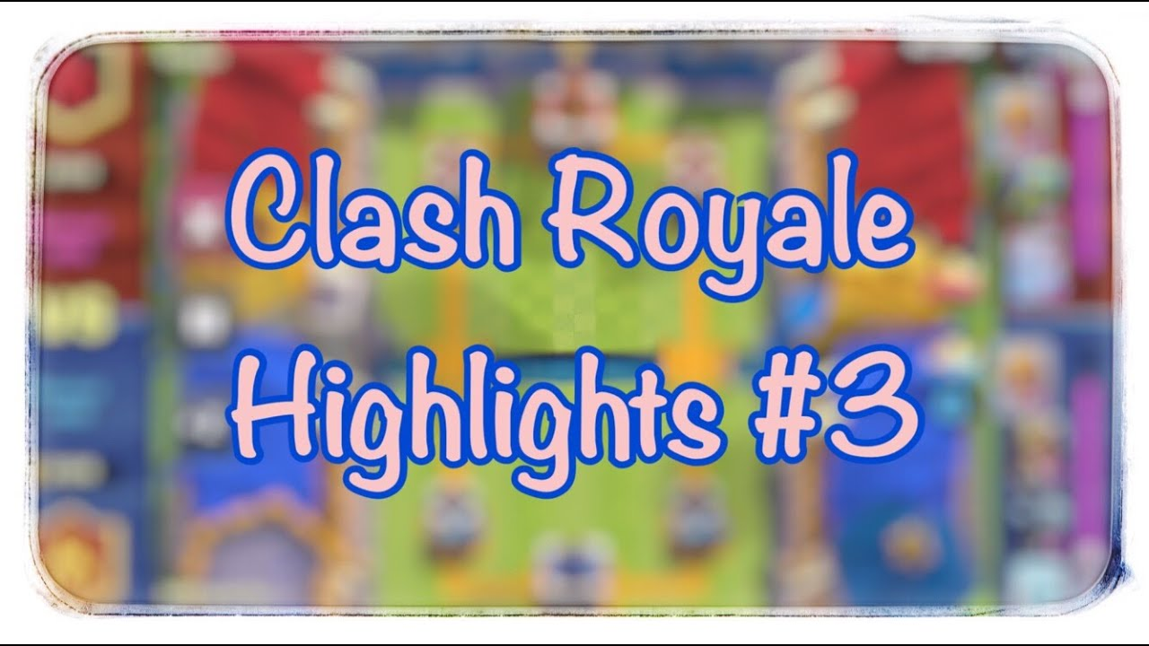Download Clash Royale - Funny And Lucky Moments Episode 3