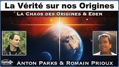 « La Vérité sur nos Origines » avec Anton Parks et Romain Prioux - NURÉA TV