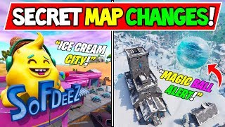 "TOUS LES CHANGEMENTS MAP DE FORTNITE FORTNITE - V7.20! - ""FLOATING BALL"" - ""SoFDeEz"" SHOP (Saison 7 Storyline)"