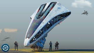 8 Increíbles Vehículos Voladores que Cambiaran el mundo