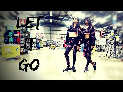 Let it Go | Badshah | Isha Dang ft.Anuja | Dance Fit Live