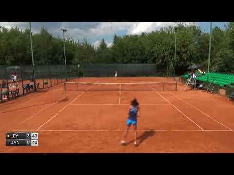 Leykina Polina v Danilina Anna - 2017 ITF Moscow