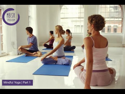 MBSR - Mindful Yoga S1 with Dr. Lynn Rossy