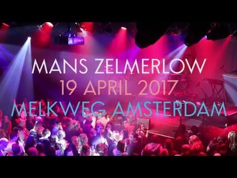Måns Zelmerlöw - ChameleonTour Amsterdam (long)
