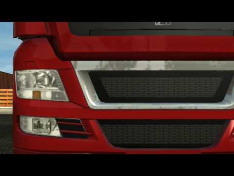German Truck Simulator Promo Trailer