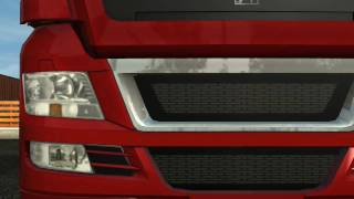 German Truck Simulator Promo Trailer 1