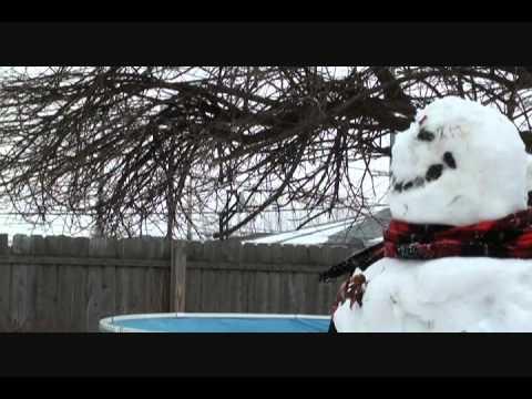 killer snowman youtube