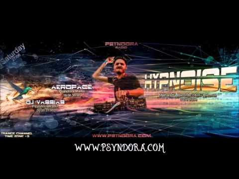Psychedelic Trance Mix Jun 2015 (Hypnoise/Psyndora Radio Show 2015)
