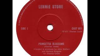 Lennie Stone ‎– Poinsettia Blossoms / When Christmas Comes Along