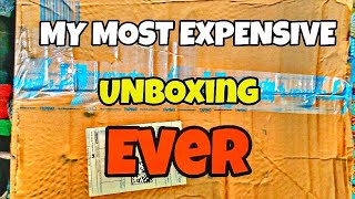 EXPENSIVE UNBOXING EVER...LENOVO ideapad 320 unboxing