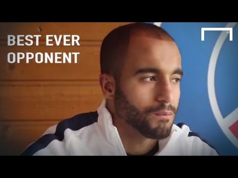 Quick-fire questions with Lucas Moura