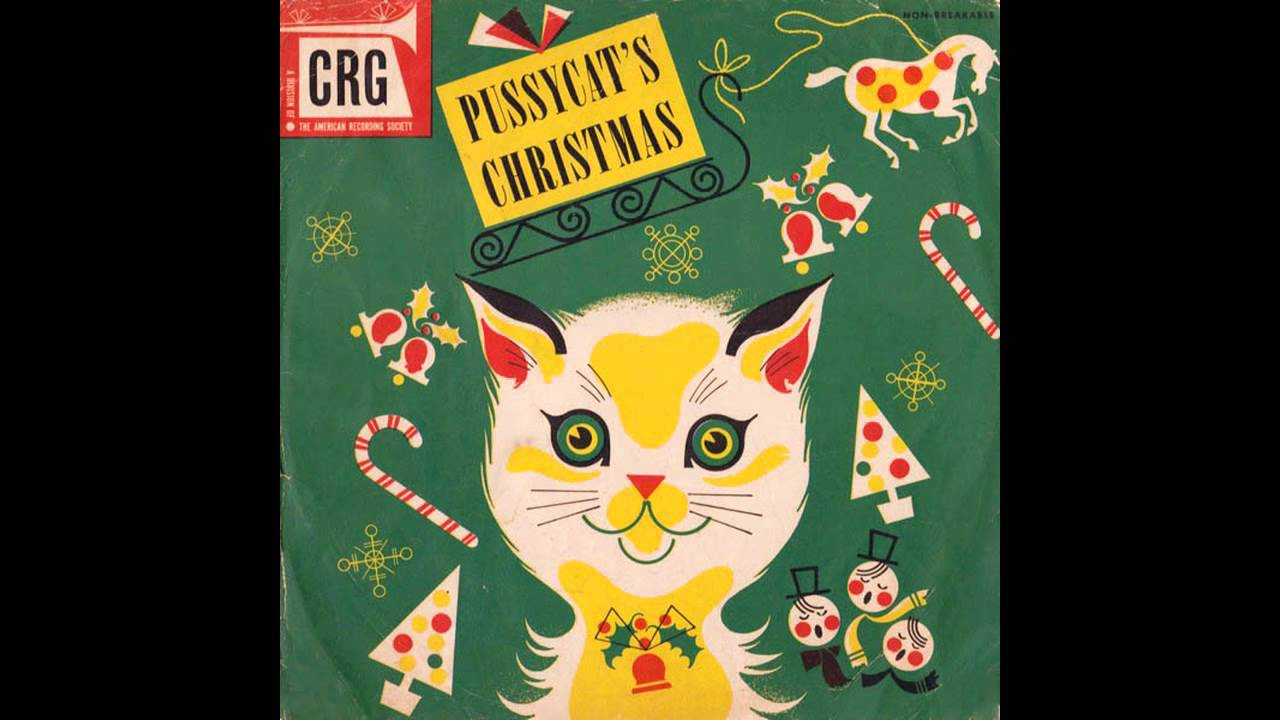 Amusing opinion A pussy cats christmas sorry, that