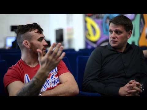 Dolce Diet - UFC's Robert Whiteford Talks Nutrition