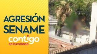 ¡DESGARRADOR! Video denuncia agresión a niño en centro SENAME - Contigo en la Mañana