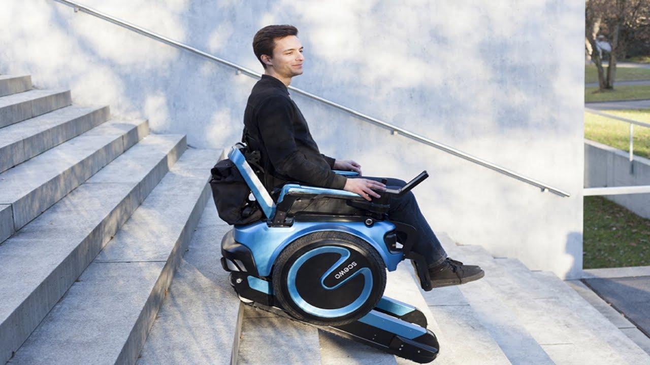silla de ruedas tipo segway