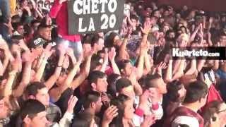 Damián Córdoba - 15 años con la música - Kuarteto.com