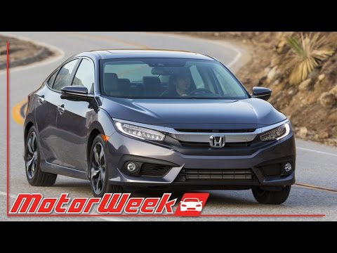 MotorWeek | First Look: 2016 Honda Civic