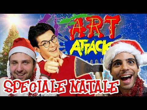 Questo è... ART ATTACK!!!!! - Speciale NATALE