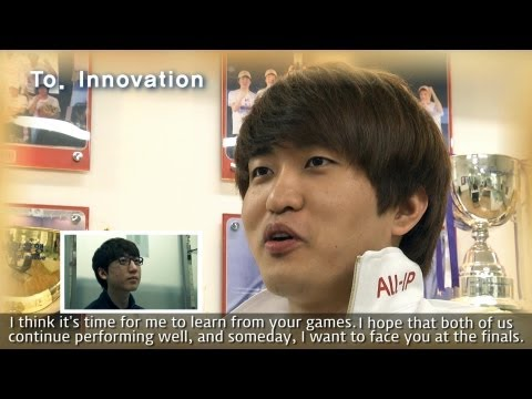 SPL Terran rival Flash(KT) & Innovation(STX) Interview (Engl
