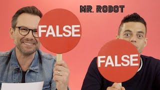 Download Video Hacking Facts with Rami Malek & Christian Slater  // Presented by BuzzFeed & USA's Mr. Robot MP3 3GP MP4