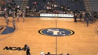 Southeastern Oklahoma St. vs Southern Arkansas University