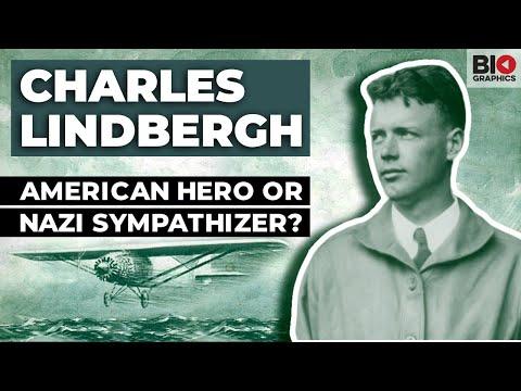 Charles Lindbergh: American Hero Or Nazi Sympathizer?