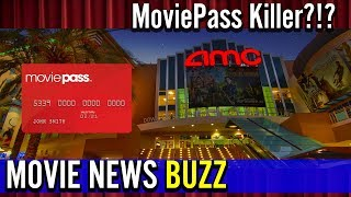 New AMC Theatres Subscription Service Out to Destroy MoviePass? AMC A-List thumbnail
