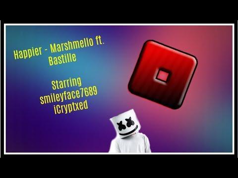 MARSHMELLO HAPPIER ROBLOX ID - Happier Marshmello Piano Notes