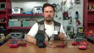 Тестування біполярних транзисторів і діодів