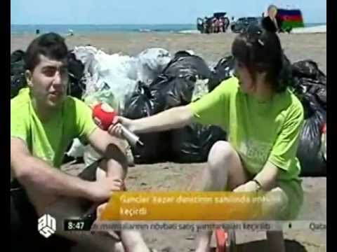 World Cleanup 2012 - Lets Do it! Azerbaijan