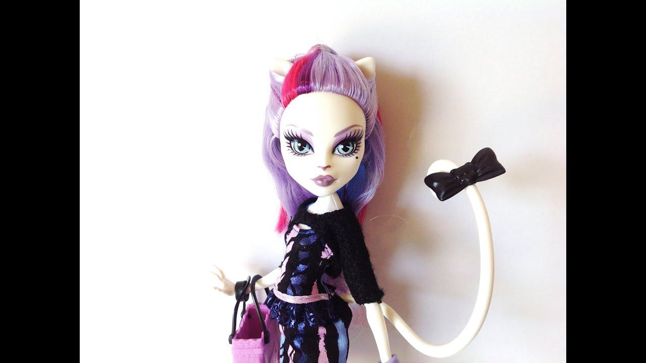 Catrine demew popular catrine demew doll buy cheap catrine demew doll - Mattel Scaremester Monster High Catrine Demew Review