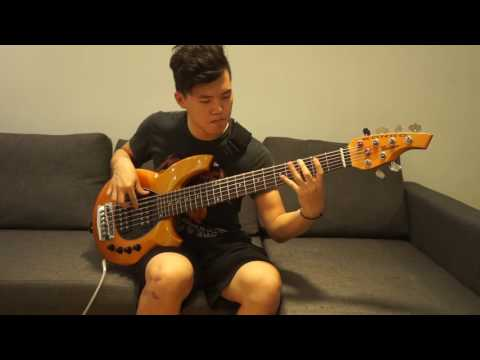Dream Theater - Pull me Under (Bass Cover by CS)
