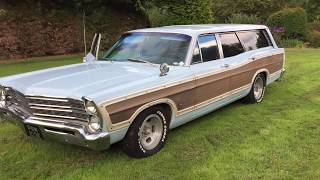 1967 Ford Galaxie Country Squire Station Wagon 390 PS PB