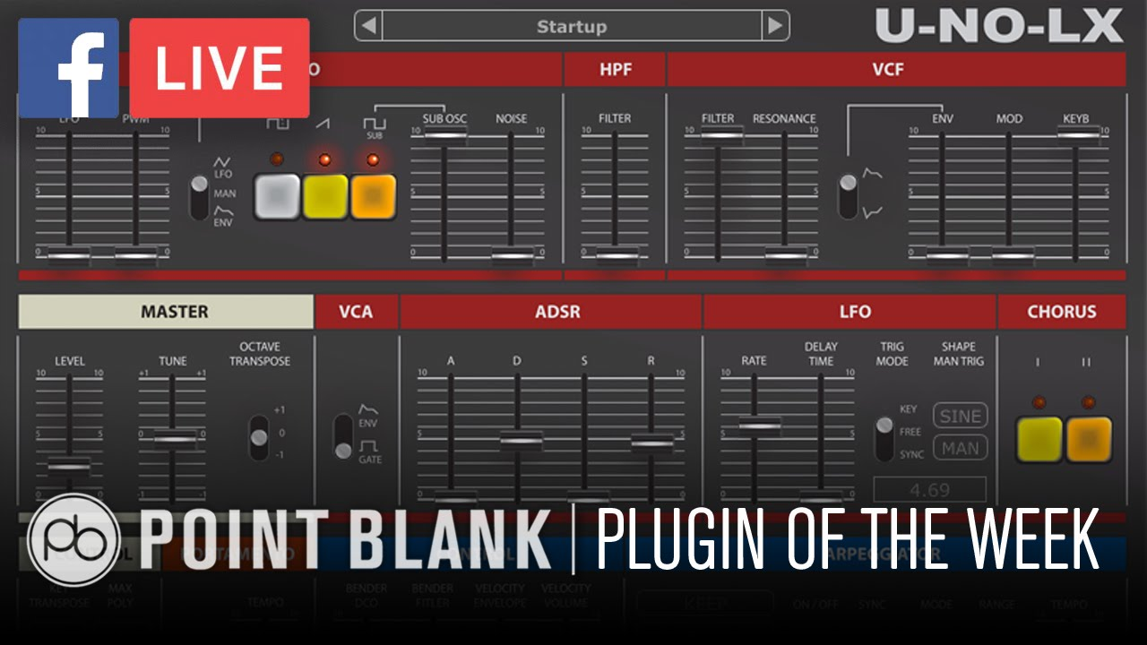 TAL-U-NO-LX: Plugin of the Week