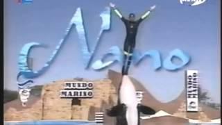 Сериал - Нано - Nano ( Титры - Главная тема )